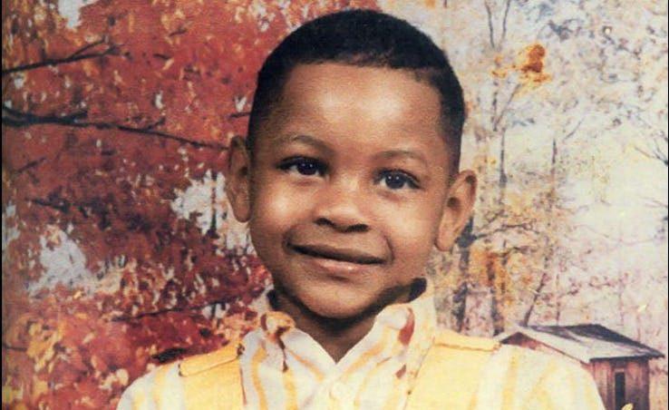 Carmelo Anthony, enfant.