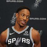 NBA – DeMar DeRozan prêt à être le leader des Spurs