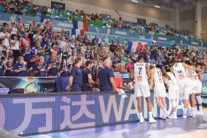FIBAWWC – La France écrase la Corée du Sud pour son entrée dans la compétition