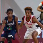 FIBAWWC – La France s'incline face au Canada et devra passer par les barrages