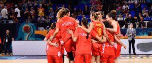 EurobasketWomen – L'Espagne dévoile une liste de  17 joueuses