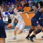 WNBA – Direction Washington pour Kim Mestdagh