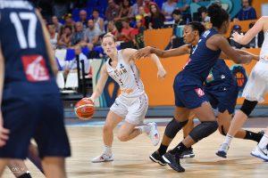 WNBA – Direction Washington pour Kim Mestdagh