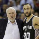 NBA – Dès son premier jour devant la presse, Pop carbonise Manu Ginobili !