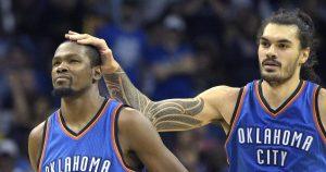 NBA – Kevin Durant n'était pas enchanté par la draft de Steven Adams