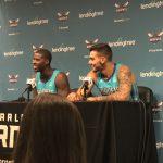 NBA – Les joueurs des Hornets s'expriment à propos de Tony Parker
