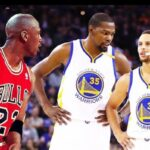 NBA – Duel de légende : Warriors 2016-2017 vs. Bulls 1995-1996
