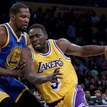 NBA – Kevin Durant aux Lakers ? C'est possible suite au départ de Luol Deng