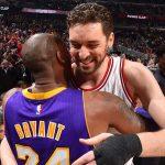 NBA – La technique particulière utilisée par Kobe Bryant pour motiver Pau Gasol