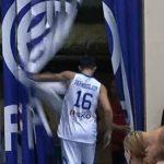 Insolite – Disqualifié, Kostas Papanikolaou déclenche l'alarme incendie