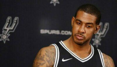 NBA – Un nouveau prétendant se mêle à la lutte pour LaMarcus Aldridge