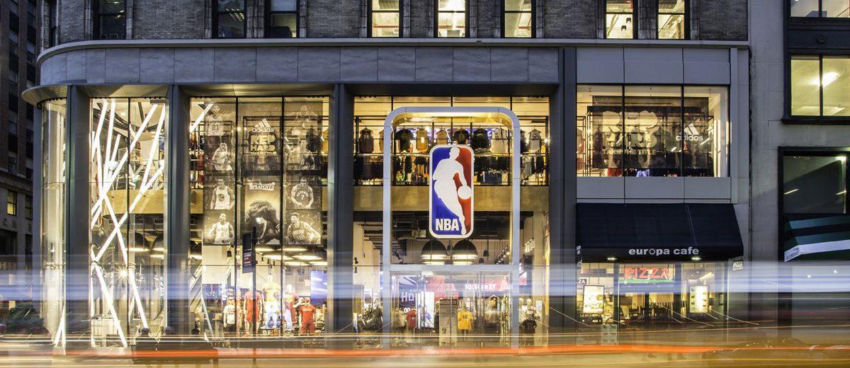 NBA - Le premier NBA Store d Europe va ouvrir ses portes 2900aff8f