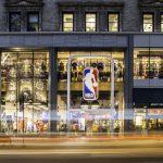 NBA – Le premier NBA Store d'Europe va ouvrir ses portes