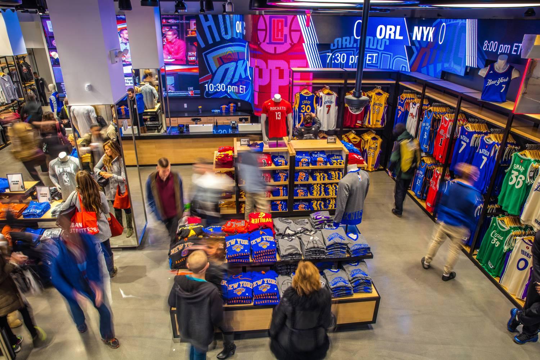 Nba Store Europe