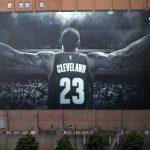 NBA – Le nouveau billboard en l'honneur de LeBron James à Los Angeles