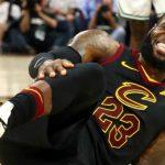 NBA – Vidéo : Toutes les blessures de LeBron James en carrière