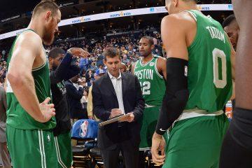 Brad Stevens et ses Celtics
