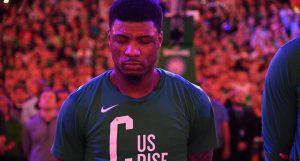 NBA – Marcus Smart endeuillé par le décès de sa mère