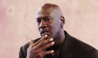 Michael Jordan est le propriétaire des Charlotte Hornets