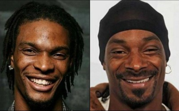 Chris Bosh et Snoop Dogg