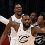 NBA – KD et d'autres joueurs répondent au combattant UFC qui attaque LeBron !
