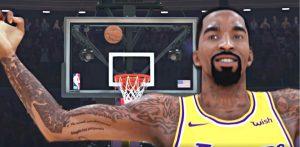 NBA 2K19 – Vidéo : Un fan imagine J.R. Smith aux Lakers avec LeBron James