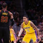 NBA – Lakers : Kyle Kuzma compte bien rejoindre LeBron James et Anthony Davis