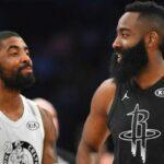 NBA – Un ancien respecté démonte le duo Kyrie/Harden