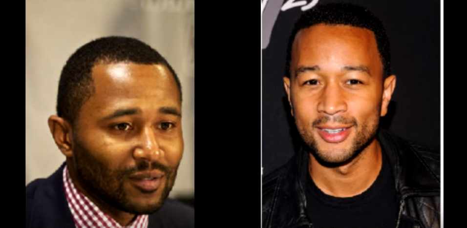 Mo Williams et John Legend
