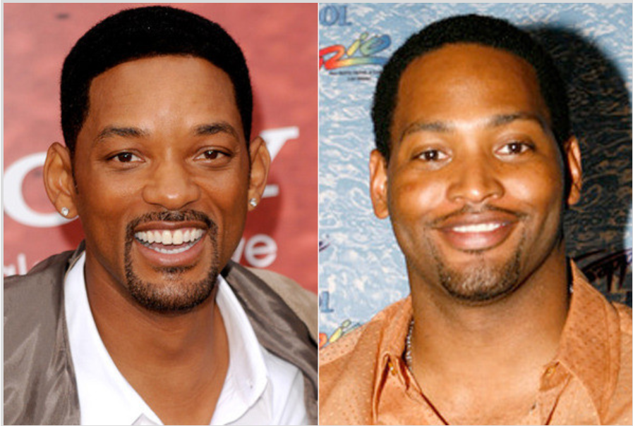 Will Smith et Marcus Camby