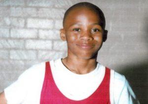 Russell Westbrook enfant.