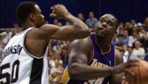 NBA – La fausse anecdote inventée par Shaq pour se motiver face aux Spurs