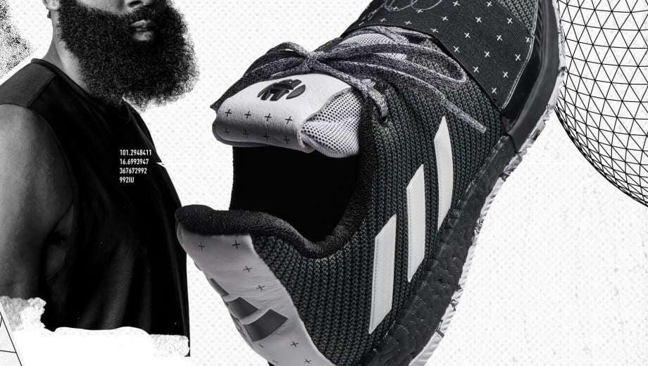 nouveau style d2a0c 4a0d3 Sneakers - Découvrez le nouveau modèle signature de James ...