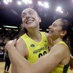 WNBA – Les stars NBA réagissent à la performance XXL de Sue Bird