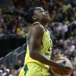 WNBA – Les résultats de la nuit (07/09/2018) : Seattle prend les devants