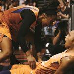 WNBA – Les résultats de la nuit (31/08/2018) : Atlanta prend l'avantage, Phoenix garde espoir