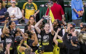 WNBA – Seattle, sacré pour la troisième fois de son histoire