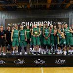 Gloria Cup – Le Zalgiris Kaunas sacré face au CSKA