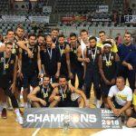 Tournoi de Zadar – Le Fenerbahce s'impose en finale contre le CSKA