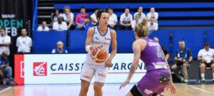 LFB – Basket Landes et Montpellier victorieux pour la seconde journée de l'Open