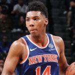 NBA – Knicks : Allonzo Trier prend feu, de quoi gagner sa place dans le roster ?