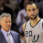 NBA – Brett Brown est allé consulter Gregg Popovich et Manu Ginobili avant de faire sortir J.J. Redick du banc