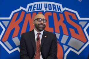 NBA – David Fizdale peut-il attirer des stars chez les Knicks ?