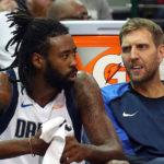 NBA – Mavericks :  DeAndre Jordan et Harrison Barnes ne feront pas le déplacement en Chine