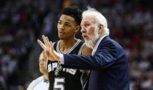 NBA – Dejounte Murray fait une promesse aux fans des Spurs
