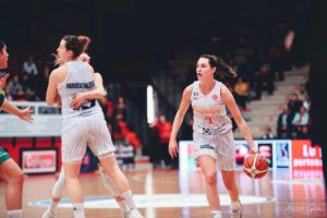 EuroleagueWomen – Recap J1 : Charleville et Bourges débutent bien, Villeneuve en difficulté