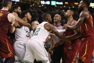 NBA – Marcus Smart et J.R. Smith sanctionnés par la ligue