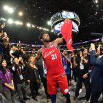 NBA – Insolite : Joel Embiid a déjà le droit à son petit surnom en Chine