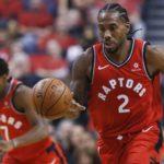 NBA – Kawhi Leonard vient au secours de Kyle Lowry