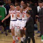 NBA – Inquiétude pour Kevin Knox